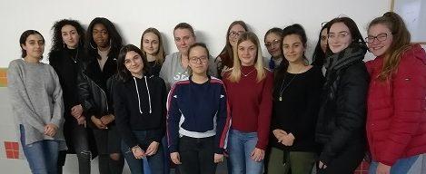 février 2019 - Lycée La Hotoie